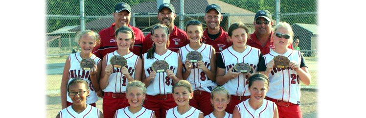 Crown Point Softball